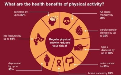 Why is it important to exercise?